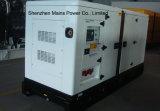 de Diesel van 140kVA 112kw Cummins Stille Geluiddichte Luifel Genset van de Generator