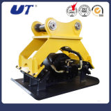 Compactador de placa hidráulica vibratório fixo