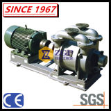 Transmisión directa de acero inoxidable bomba de vacío de anillo de agua líquida de las industrias químicas