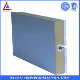 La protuberancia de aluminio de encargo parte los perfiles para Windows y las puertas