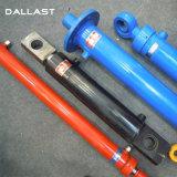 二重代理の日立掘削機のバケツかアームまたはブーム油圧オイルシリンダー