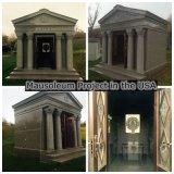 Goedkoop Graniet 6 het Privé Mausoleum van Crypten voor Verkoop