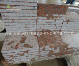 Chine G562 Maple granit rouge tuile pour revêtement de revêtement de sol revêtement mural