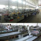 Los servomotores de exportación de Portavelas LED Stand el equipo de envoltura