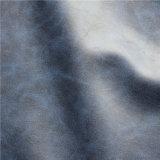 Genuino sentimiento de cuero suave de textiles para el hogar Mircofiber Cuero (1605 #)