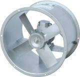 GKW Ventilador Axial de alta temperatura