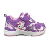 De purpere Schoenen van de Kinderen Sweety van de Kleur zeer voor de Schoenen van de Goede Kwaliteit van Veory van het Ontwerp van Meisjes