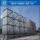 Flüssiger Sauerstoff-Stickstoff-Argon CO2 LNG Gas-Lufterhitzter Vaporizer