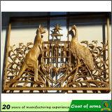 Emblema nazionale dell'Australia del canguro del metallo