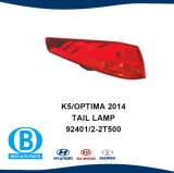 KIA K5 Optima 2015 Encaixe acessórios para automóvel