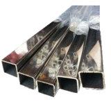 ASTM DIN 316 квадратная труба трубы из нержавеющей стали