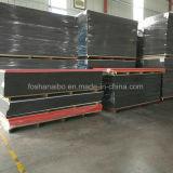 Ficha preta de 3 mm da placa de espuma de PVC do fornecedor de Guangdong