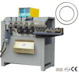 Anillo básico de acero hidráulico automático que hace la máquina