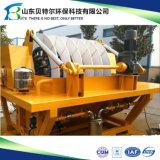 Mineralrückstände, die Maschine, keramischen Spaltölfilter entwässern
