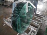 6/8/10/12mm Aangemaakt Glas met de Afgeschuinde/Randen van de Vlakte/van het Potlood voor de Bovenkant van de Lijst