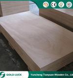 la melamina 4X8 hizo frente a la madera contrachapada concreta de los paneles del encofrado de diverso color