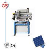 Mini máquina de impressão da tela de seda para a célula solar