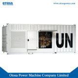 800Ква /640квт дизельного двигателя Cummins электрический генератор установлен /генераторах с маркировкой CE