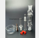 4.7 Zoll-Honig-Sammler-Glasrauch-Rohr