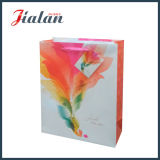 Custom Matte Lamination High End Cheap Art Paper Gift Bag