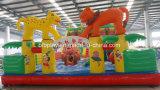 Aufblasbare Spaß-Stadt für Kind-Park