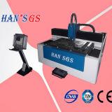 De automatische CNC Scherpe Machine van de Laser van het Metaal van de Vezel van China