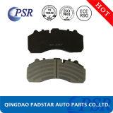 Haut de page Semi-Metallic Plaquette de frein à disque pour véhicule commercial