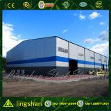 La Cina ha costruito la costruzione prefabbricata poco costosa della struttura d'acciaio