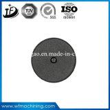 Pesos de lanzamiento modificados para requisitos particulares de la pierna de las tiendas del hierro gris con servicio de la pintura