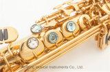 Дешевые высокого качества прямо сопрано музыкальный инструмент