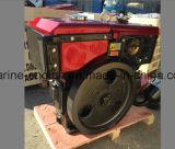 R180n refrigerados por agua escogen el motor diesel del cilindro para la venta