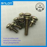 Sems Schrauben bauten Federscheibe und flache Unterlegscheibe-Kombinations-Schrauben zusammen