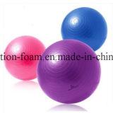 El logotipo impreso personalizado de Yoga Ball 65cm.