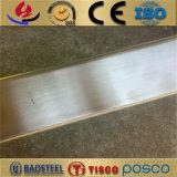 Fabrication laminée à chaud de barre plate d'acier inoxydable de fini du satin 316h
