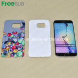 Freesub 3D Sublimation Blank Mobile Phone Caso per Samsung (S6Edge)