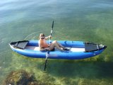 Het Rennen van de Kajak van de Visserij van de kajak 2016 Nieuwe Boot