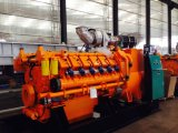 60Hz 1200rpm Biogas Generator Set Googol 800kw
