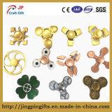 Hilandero de cobre amarillo de la persona agitada del fabricante de China del hilandero de 2017 manos