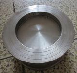 De Klep van de Controle van de Zuiger van het Type van Wafeltje van het roestvrij staal