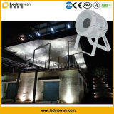 50W屋外LEDの波の波紋の流れの建築照明デザイン