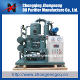 Machine d'épurateur de pétrole de transformateur de vide de 2 étapes