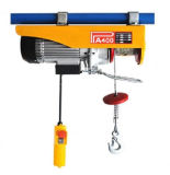Corda del filo di acciaio con la gru Chain elettrica dell'unità di limite superiore e più basso utilizzata