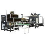 Caja de cartón completamente automática que hace la máquina (YX-6418)