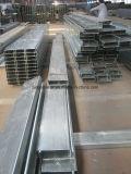 Construção de aço de dobra do frio que pendura o Purlin da canaleta de C