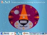 Часы с помощью ПК цифровой печати графических наложения