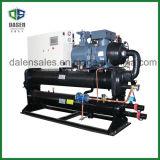 Industrieller Belüftung-abkühlender wassergekühlter Schrauben-Kühler