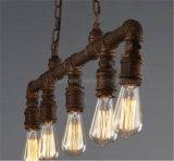 Phine dekorative Wasser-Rohr-hängende Lampe für Haus oder Hotel