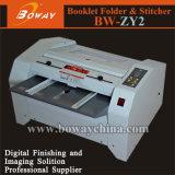 Nota Boway exercer encadernação de lombada e dobragem de folhetos a Máquina (BW-ZY2)