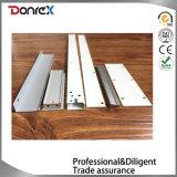 Ручка мебели штрангя-прессовани высокого качества алюминиевая