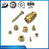 ISO9001: 2008 de Verklaarde Legering die van het Koper het Vastmakende Deel van het Bevestigingsmiddel van Delen machinaal bewerken